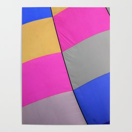 Color Squared Poster