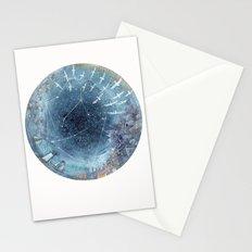 Capricorn & Aquarius friendship Stationery Cards