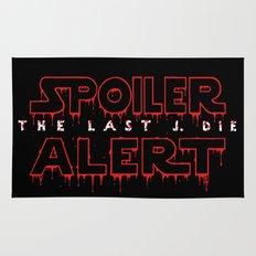 Spoiler Alert The Last J. Die Rug
