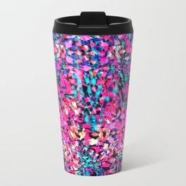 Splintered Geo Metal Travel Mug