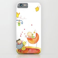 Baby surprise iPhone 6s Slim Case