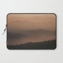 Mountain Love - Landscape and Nature Photography Laptop Sleeve