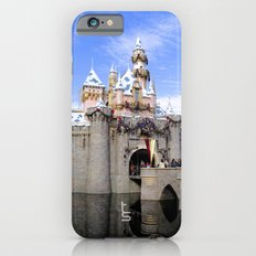 Sleeping Beauty's Holiday Castle Slim Case iPhone 6s