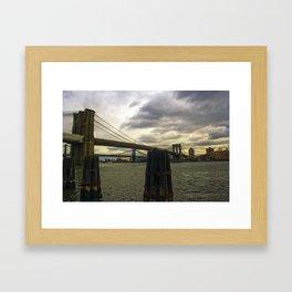 The Connectors Framed Art Print