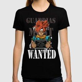 Guardias Most Wanted T-shirt