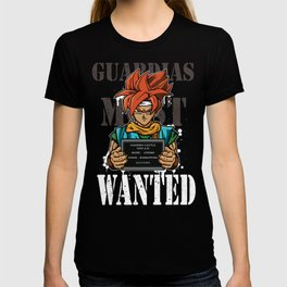 Guardias Most Wanted T-shirt