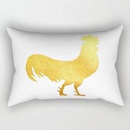 Le coq Rectangular Pillow