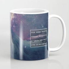 What Life Is All About - Doctor Who Mug