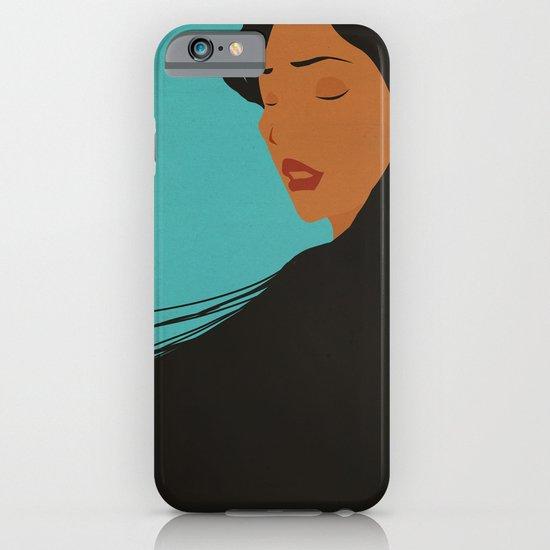 Pocahontas iPhone & iPod Case