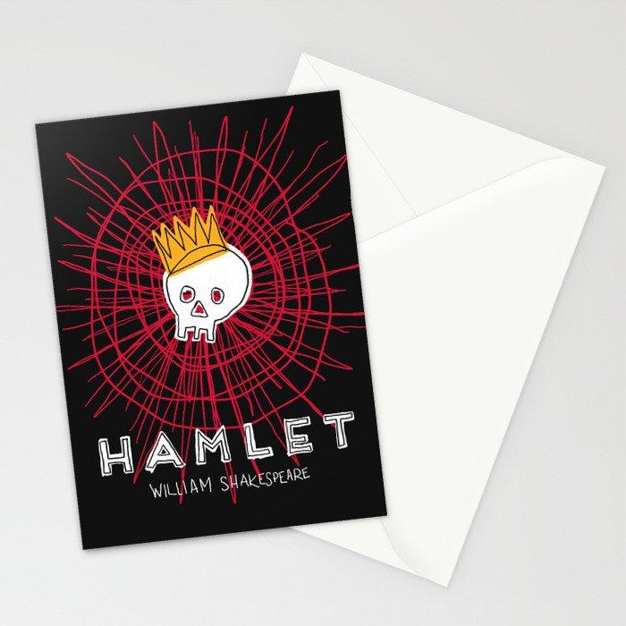 Sad Gay Prince Stationery Cards