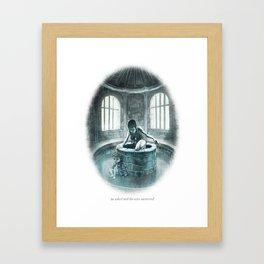 Behind You 64 Framed Art Print
