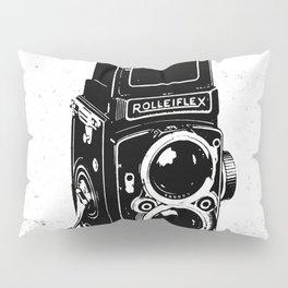 Vintage camera Pillow Sham