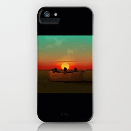 Atlanta donald iPhone Case
