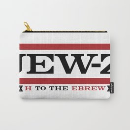 Jay-Z, umm I mean Jew-Z (H to the EBREW)! Carry-All Pouch
