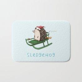 Sledgehog Bath Mat