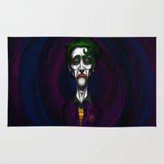 Sad Joker Rug