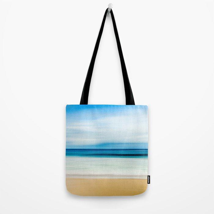 Beautiful Beach View Tote Bag