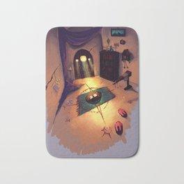 The Magician's Room Bath Mat