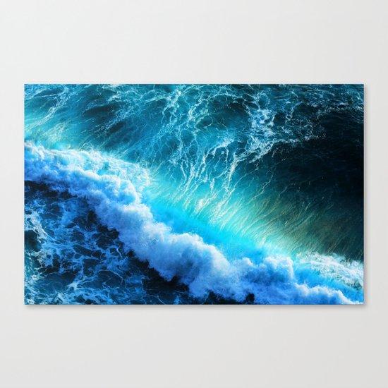 Waves IIV Canvas Print