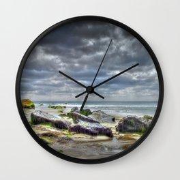 Porth Ysgo Wall Clock