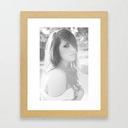 Pau. Framed Art Print