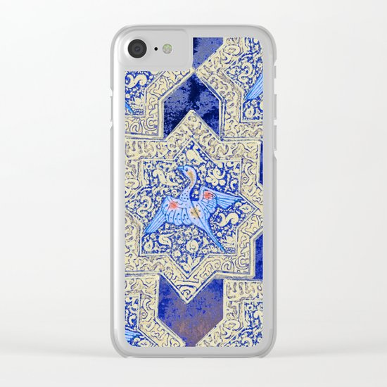 Oleum philosophorum Clear iPhone Case