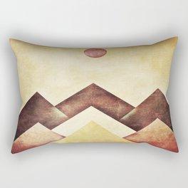 mountain-473 Rectangular Pillow