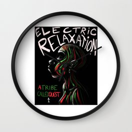 ELECTRIC RELAXATION - ATCQ Wall Clock