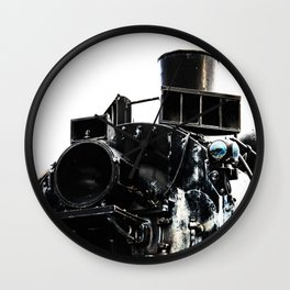 Engine 1356 Wall Clock