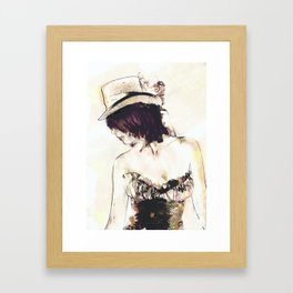 Ten Six Framed Art Print