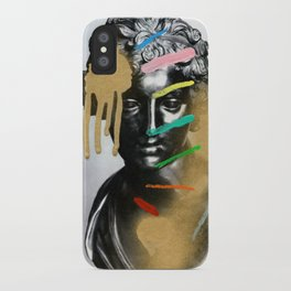 Composition 527 iPhone Case