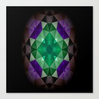 celtic Canvas Prints featuring Celtic Planet.... by Cherie DeBevoise