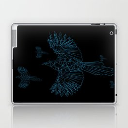 Geometrical Magpie Grid Laptop & iPad Skin