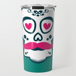 Calaca Chula Travel Mug