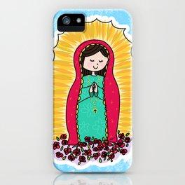 Virgen de Guadalupe by Paisley In Paris™ iPhone Case