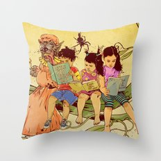 Fairy Tale Throw Pillow
