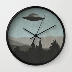 I Want to Know Wall Clock