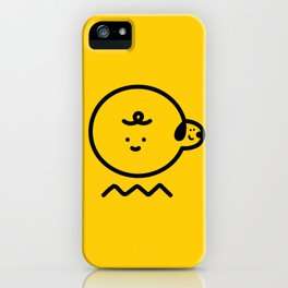 Charloopy iPhone Case