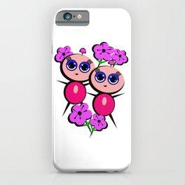 Spring Imps iPhone Case