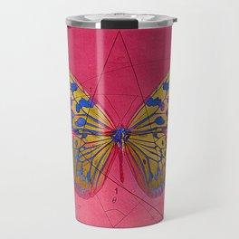 pāpĭlĭo gĕōmētrĭcus  B Travel Mug