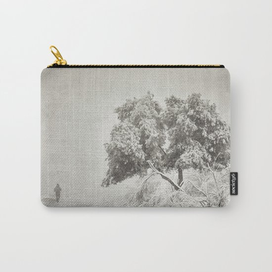 """""""Wandering into the fog"""" Carry-All Pouch"""