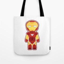 Chibi Iron Man Tote Bag