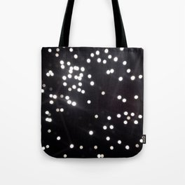 Unfocused Stars Tote Bag