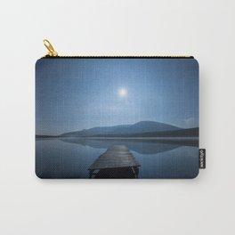 Moon over Lough Aubha Carry-All Pouch