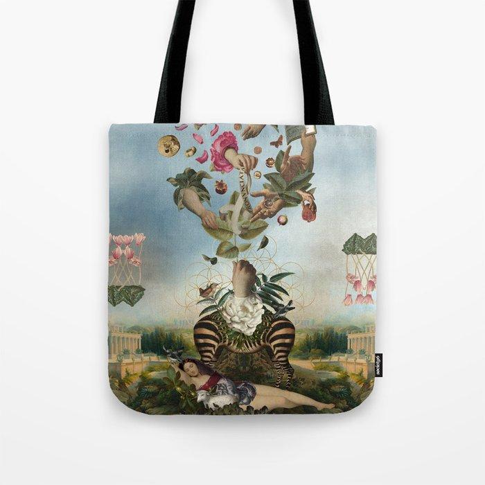 TULPA Tote Bag
