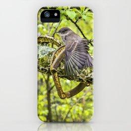 I'm a ringer iPhone Case