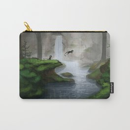 Masked creatures Carry-All Pouch