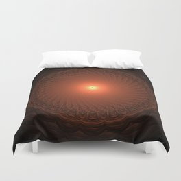 Mini Eclipse Duvet Cover