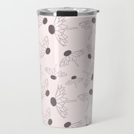 Floral love Travel Mug