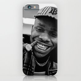 keep smile dababy iPhone Case